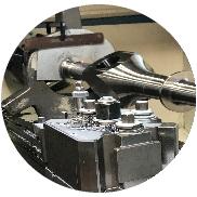 Dimensionen & Maschinenpark